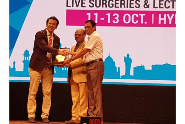 Dr. Meenesh Juvekar Awards