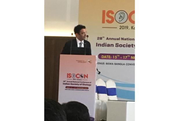 Dr. Meenesh Juvekar Speech