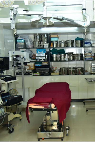 Dr. Meenesh Juvekar's Clinic